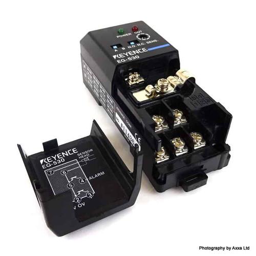 Amplifier Unit EG-530 Keyence EG530 *Fitted*
