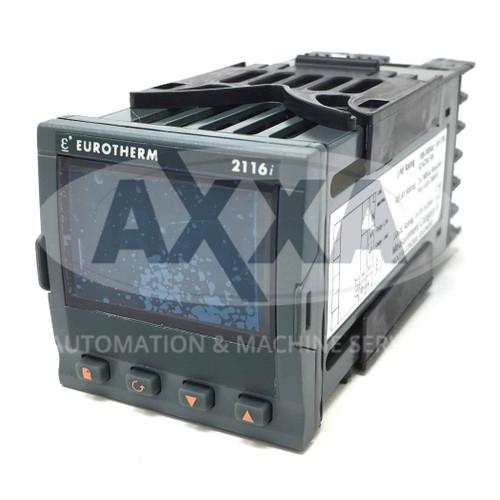 2116i Temperature Controller 2116I/AL/VH/ENG/FL/FH/K/0/1200/C/R7/XX Eurotherm