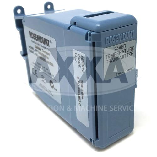 244ER Temperature Transmitter 244ERNAQ4 Rosemount 0-500degC 00644-1111-0010