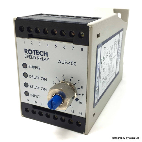 Speed Relay AUE-401 Rotech AUE-400