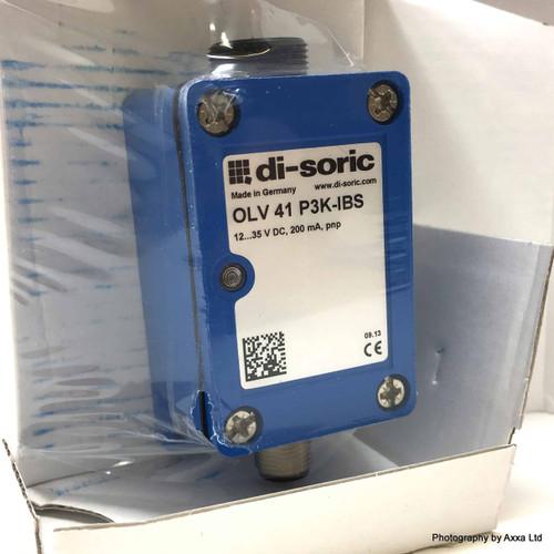 Amplifier OLV-41-P3K-IBS Di-Soric OLV 41 P3K-IBS