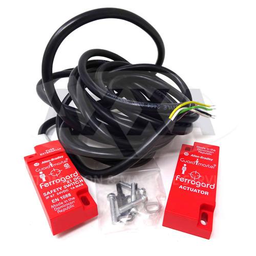 Ferrogard Safety Switch 440N-G02077 Allen-Bradley 24VDC