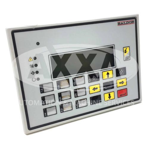 Touch Panel HMI KPD-KG420-20 Baldor 24VDC 0.25A KPDKG42020