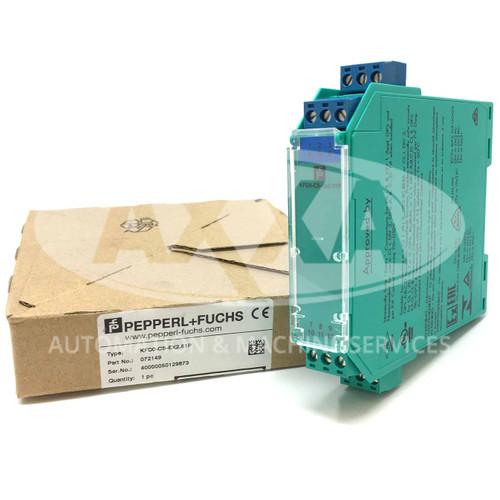 Isolated Amplifier KFD0-CS-EX2.51P Pepperl+Fuchs 072149 72149