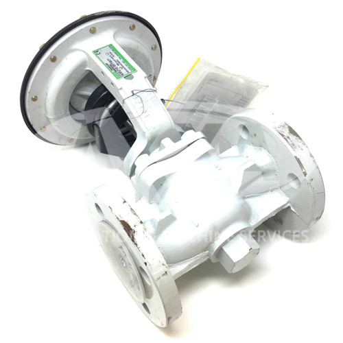 Globe valve 16500044 Asco Numatics NO 1845453-008 *New*