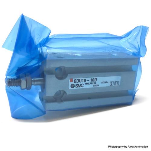 Compact Cylinder CDU10-10D SMC CDU1010D