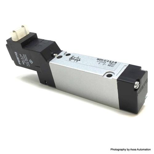 3/2 Solenoid Valve 173125 Festo 24VDC MEH-3/2-5,0-B