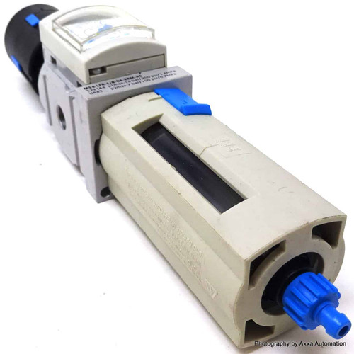Filter Regulator MS4-LFR-1/8-D6-ERM-AS Festo 529164 MS4LFR1/8D6ERMAS *New*