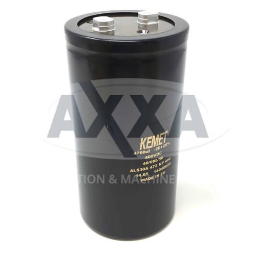 Capacitor ALS30A472NP400 Kemet 4700?F ALS30A-472-NP-400