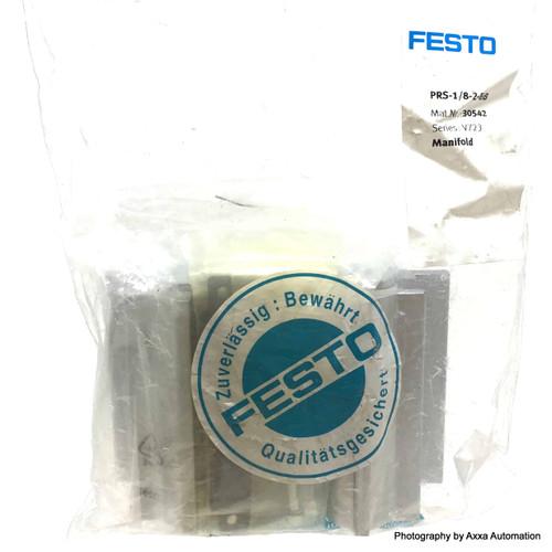 Manifold Block 30542 Festo PRS-1/8-2-BB