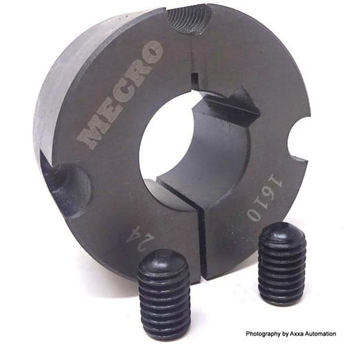 Taper Bush 1610-24 Mecro 24mm 161024