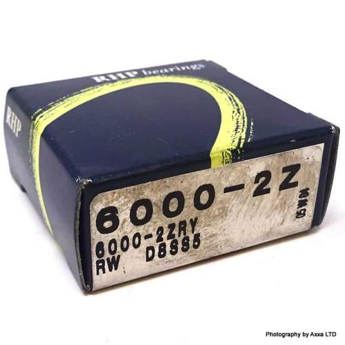 Ball Bearing 6000-2Z RHP 26mm 60002Z