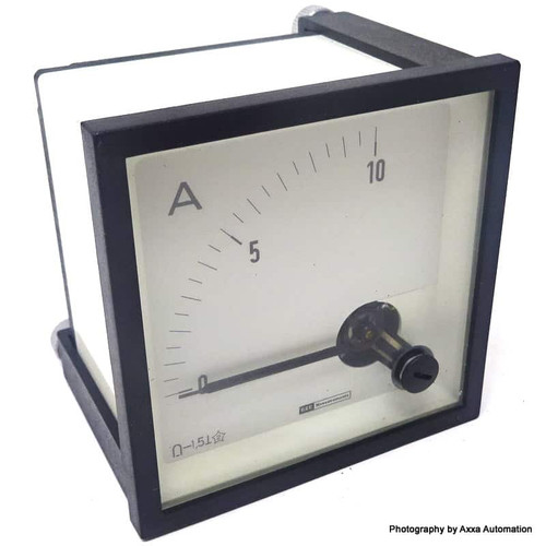 Ammeter 0-10A Gec Measurement *New*