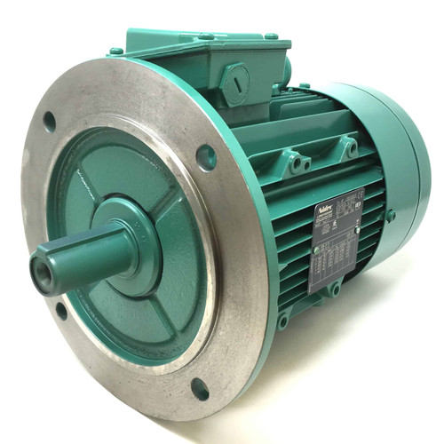 IE3 3Ph AC Motor LSES100LR Leroy-Somer, 2.2kW, 230/400VAC, 4-Pole 1454rpm, B5 flange mount, 5099116