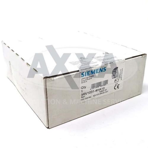 3P Circuit Breaker 3RV1031-4HA10 40-50A Siemens 3RV10314HA10