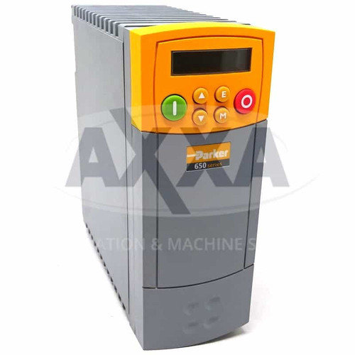 Variable Speed Drive 650V/011/400/F/00/DISPR/UK/RS0/0 Parker 650V-43135020-BF1P00-A2 *Fitted*