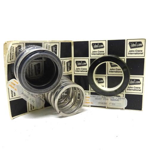 1 1/2 T1A/BR1C1/N Elastomer Bellows Shaft Seal L231196/EJA John Crane