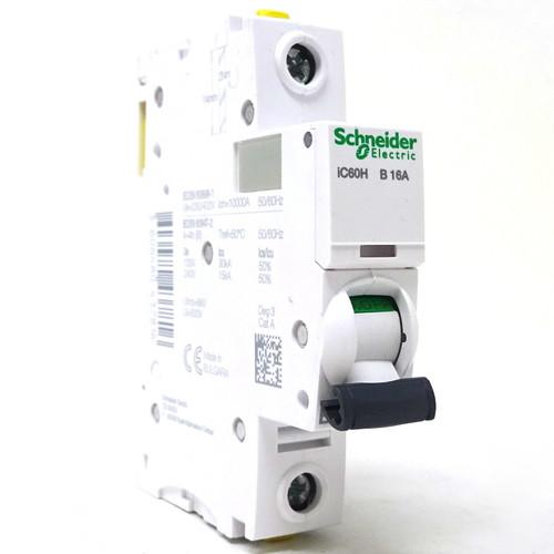 1P Circuit Breaker A9F06116 Schneider 16A B-curve *New*