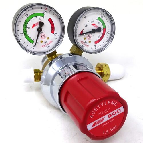 Acetylene Regulator 86768 BOC