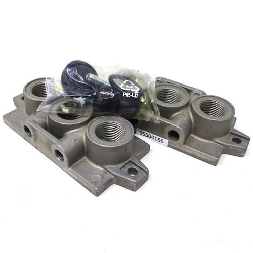 Subbase 35500166 ASCO Numatics 355-00-166
