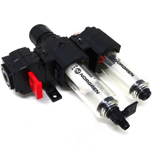 Filter-Regulator-Lubricator FRL BL72-221G Norgren BL72221G *New*