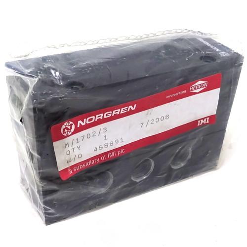 5/2 Sub-base M/1702/3 Norgren G1/4