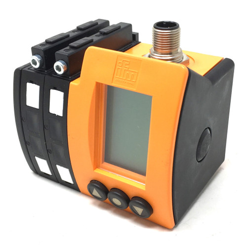 Fibre-optic Amplifier OO5001 ifm OOF-FPKG/M12/KL4 *New*