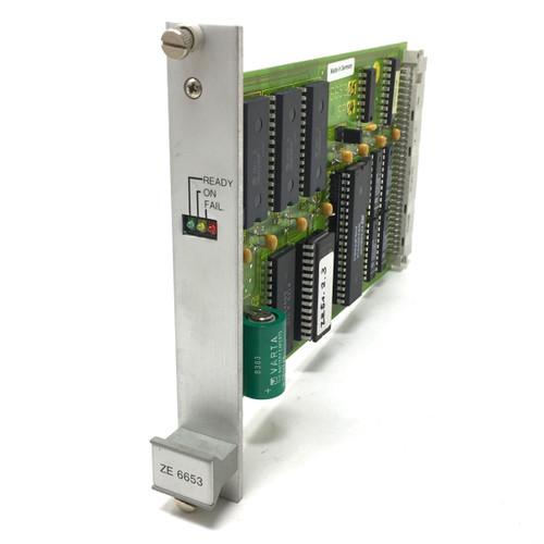 CPU Module ZE665305 Refu Elektronik ZE6653 *New*