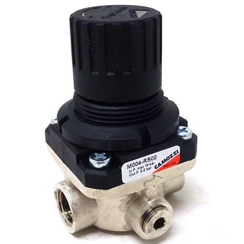 Pressure regulator M004-RS02 Camozzi 0.2-10bar