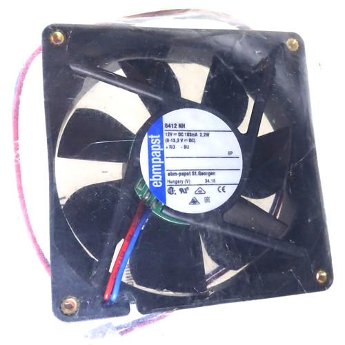 Axial Fan 8412NH-RS0 ebm-papst 12VDC
