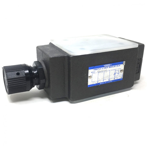 Throttle & Check Valve MSA-03-Y-40 Yuken MSA03Y40