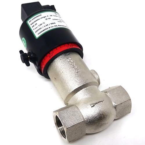Flow Switch VD-020GR020 Honsberg 4-20l/min H2O *New*