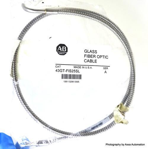 Fiber Optic Cable 43GT-FIS25SL Allen-Bradley