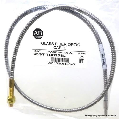 Fiber Optic Cable 43GT-TBB25SL Allen-Bradley