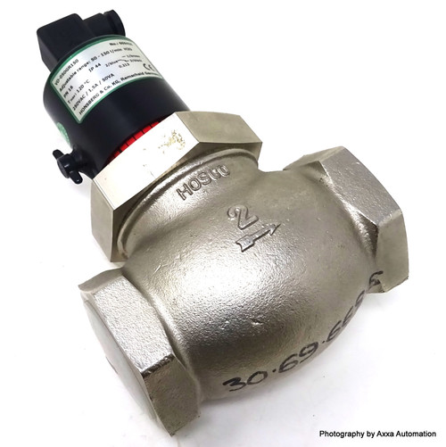 Flow Switch VD-050GR150 Honsberg 50-150l/min *New*