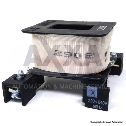 Replacement Coil IH13X 220/240VAC Emas For The Crompton HR0910 HR0901 HR1310 HR1301