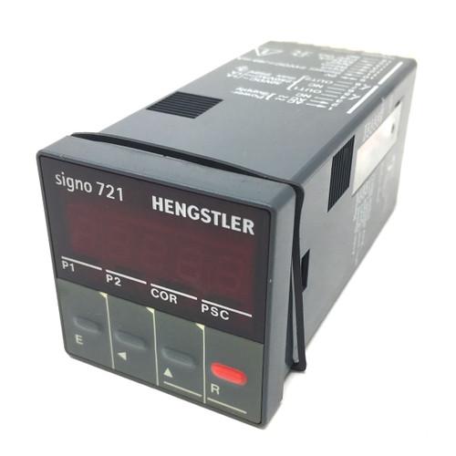 Counter 0721126 Hengstler 100-240VAC 179-033 *New*