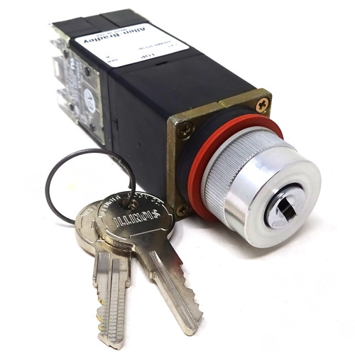 Selector Switch 800MR-H33BB Allen-Bradley 3P