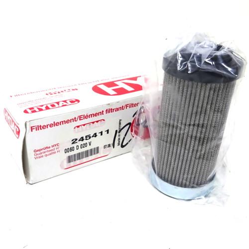 Filter Element 0060-D-020-V Hydac