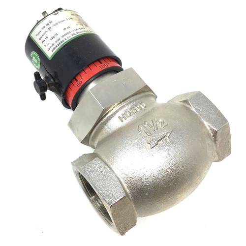 Flow Switch VD-40-RI Honsberg VD40RI 30-100l/min 355873 *Used*
