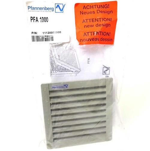 Fan Filter 11120002000 Pfannenberg 105x105mm PFA1000