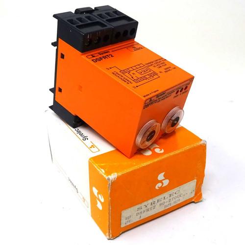 Voltage Control Relay DSFRT2-90-270UC Syrelec 90-270V 10A