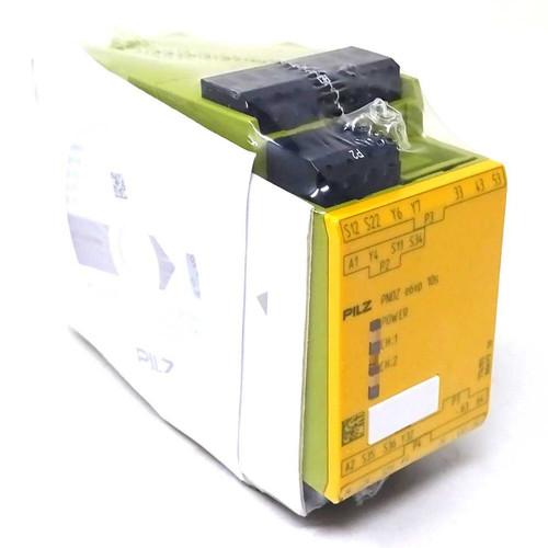 Safety Relay 774193 Pilz PNOZ e6vp 24VDC 4n/o 1so 1so |