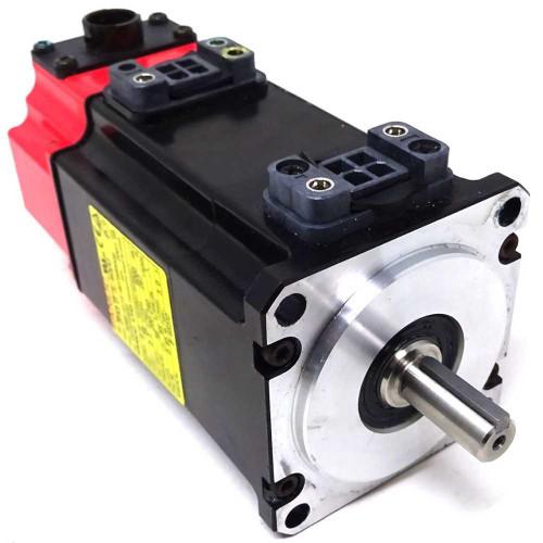 Servo Motor A06B-0115-B275#0008 Fanuc 0.2kW 4000rpm 0.65Nm