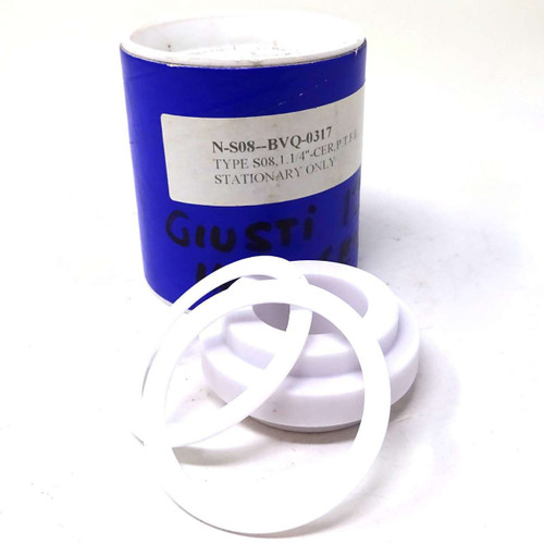"""Stationary Only N-S08--BVQ-0317 Aesseal S08 1.1/4"""""""