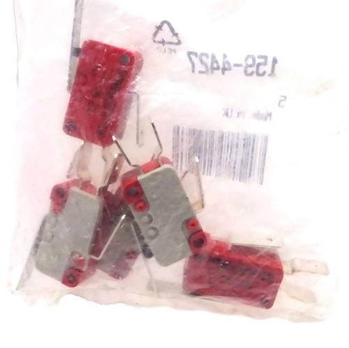 Microswitch UD459-V3LD Cherry 16A 250VAC *Pack of 5*