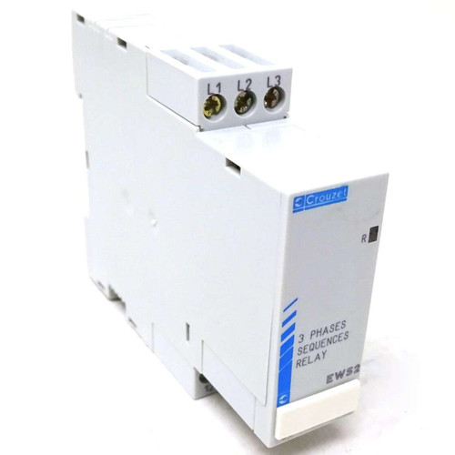 Phase Monitoring Relay 84873004 Crouzet EWS2