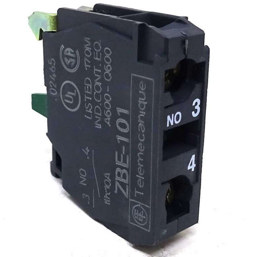 Contact Block ZBE101-TELE Telemecanique 1NO