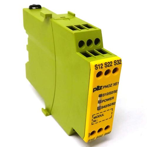 Safety Relay 774620 Pilz PNOZ XE1 24VDC