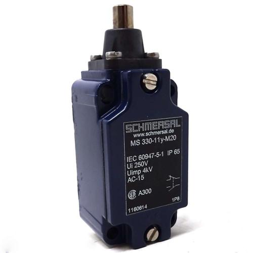 Limit Switch MS330-11y-M20 Schmersal MS33011yM20 *New*